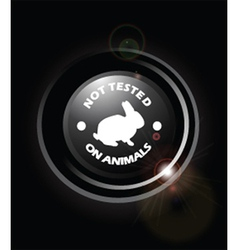 No animal testing vector