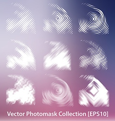 Photomask collection vector