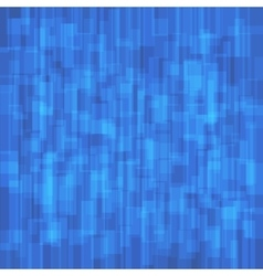 Abstract Blue Background with Rectangles vector image