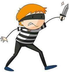 Robber vector