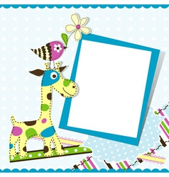 Template cards vector image vector image