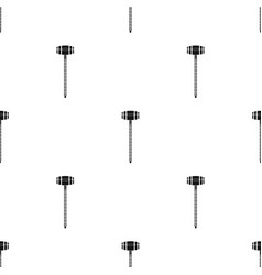 Alcoholmeter icon in black style isolated on white vector