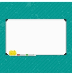 Template for drawing boards vector image