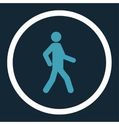 Walking icon vector