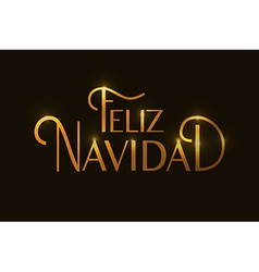 Hand sketched feliz navidad nappy new year in vector