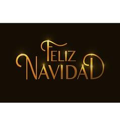 Hand sketched feliz navidad nappy new year in vector