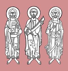 Saints vector