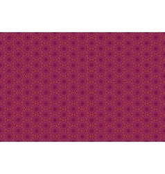 Ornate seamless border in eastern style on vector