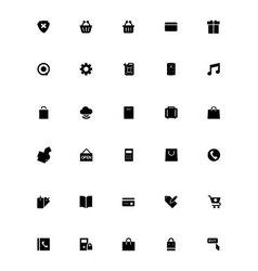 Mini icons 23 vector