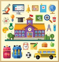 Education vector image