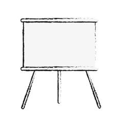 blank business presentation vector image