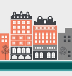 House and building graphics vector