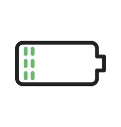 Low battery vector