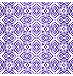 seamless decorative pattern vector image