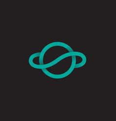 Simple logo vector