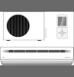Air-conditioner vector