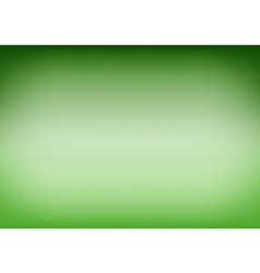Green Gradient Background vector image vector image