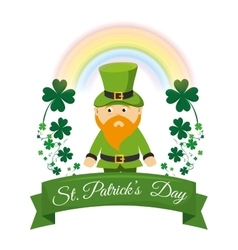 Saint patrick day celebration vector