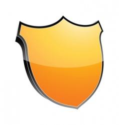 bo shield vector image vector image