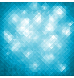 mosaic banner vector image vector image