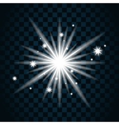 Shine star sparkle icon 11a vector