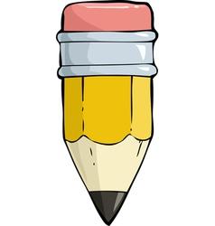 small pencil vector image