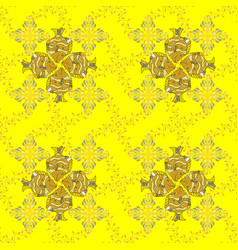 On yellow neutral and beige colors abstract vector