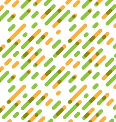 Seamless pattern overlap diagonal graphic stripes vector