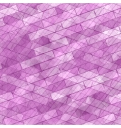 Brick wall pink background stone pattern vector