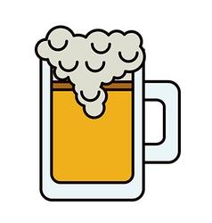 Drinks design vector