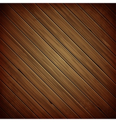 Wooden plank dark background vector