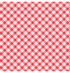 Tablecloth seamless background vector