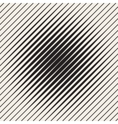 Seamless Diagonal Lines Halftone Pattern vector image