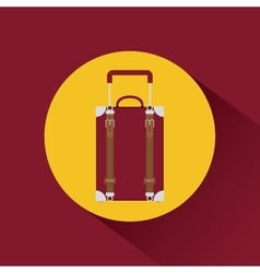 Travel vacations icon design vector