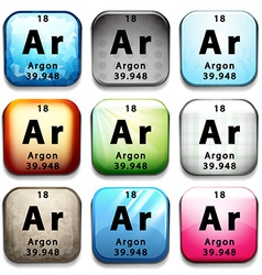 Argon vector