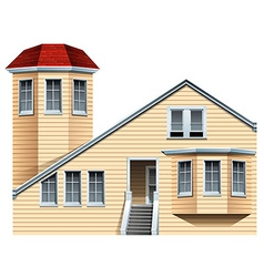 A commercial property vector