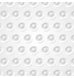 Abstract tech background grey circles texture vector