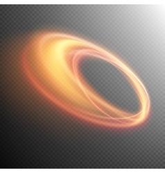 Light effect EPS 10 vector image