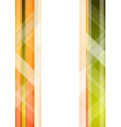 Abstract bright tech geometric background vector image