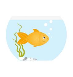fish for children vector image