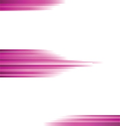 Straight pink lines background vector