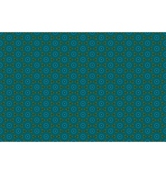 Seamless pattern in luxury style Gold and blue vector image