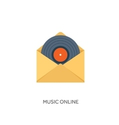 Envelope icon letter email vector
