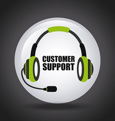 Costumer support vector