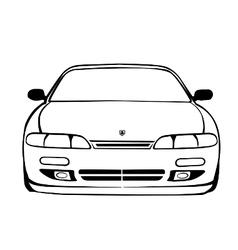 S14 vector image