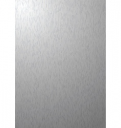 silver metal background vector image