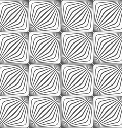 Gray diagonally striped squared forming grid vector