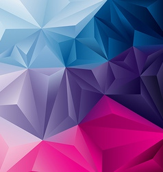 Edgy abstract background vector