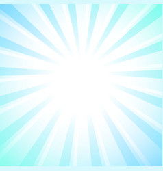 White rays star burst background pastel colors vector