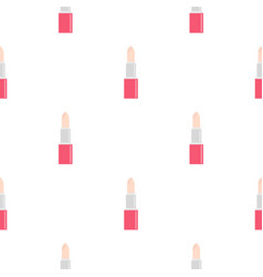 Chapstick pattern seamless vector